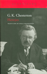 G K Chesterton, Herejes