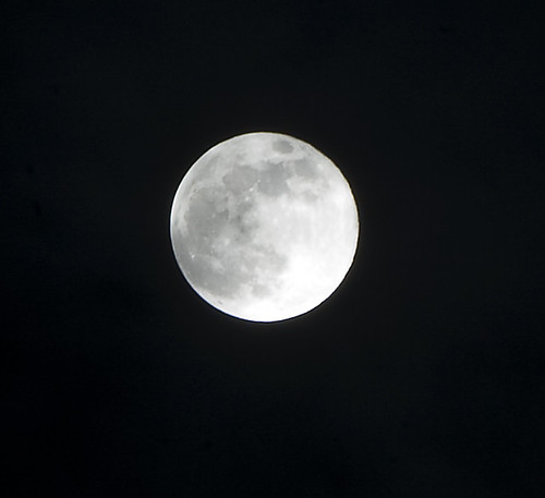 The Full Cold Moon