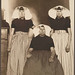 [Three Dutch women.]