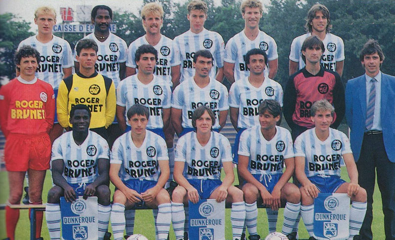 dunkerque 1986-87