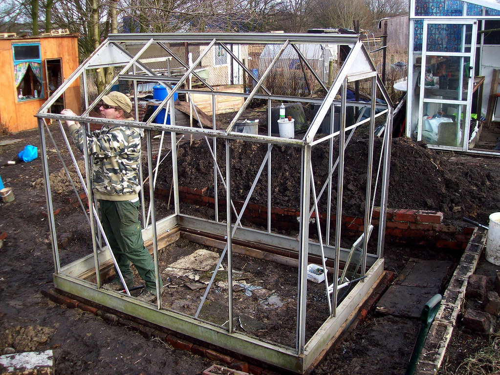 greenhouse reconstruction