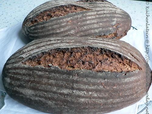 Bäcker Süpkes Schwarzbierbrot 001
