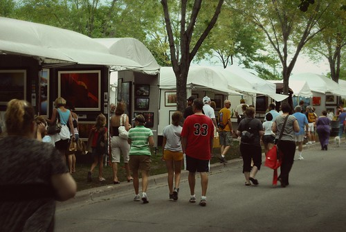 air fair booths vintage