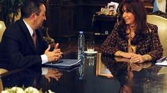 Cristina anticipa fondos para que Mendoza pague una cuota de la deuda