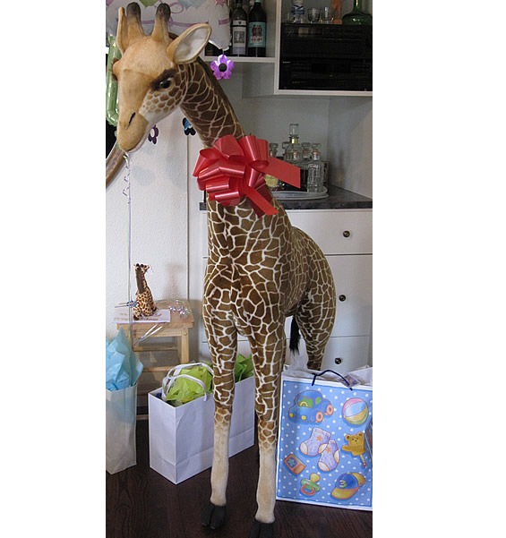MrGiraffe