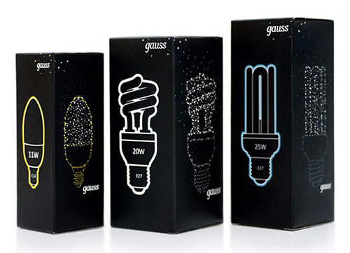 Electronic Packaging Design gauss lamp
