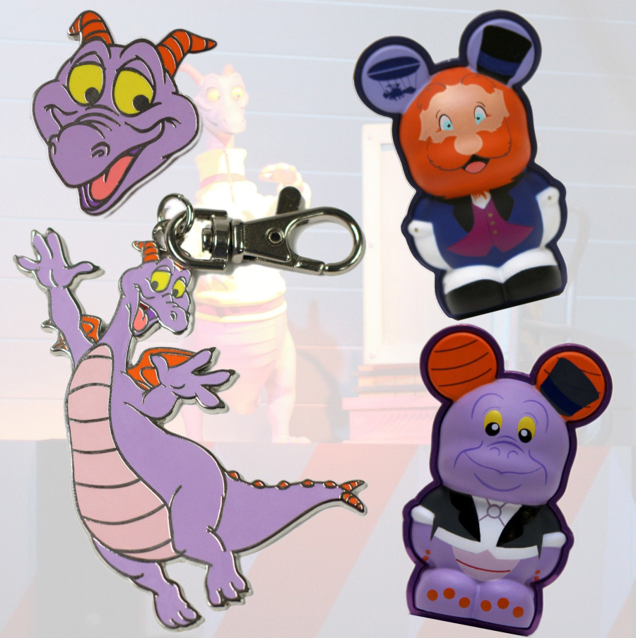 New Figment Pins Coming to Disney Parks This Summer