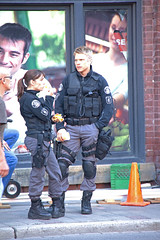 Flashpoint - Jules & Sam (moments 4me back 4 a while) Tags: toronto sam jules flashpoint