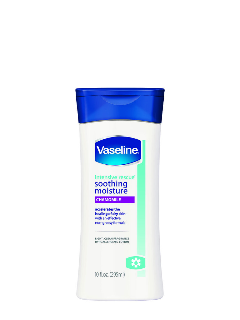 Vaseline® Intensive Rescue Soothing Moisture