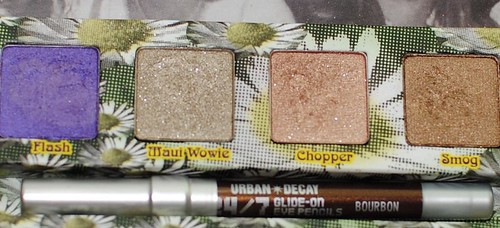 Urban Decay Summer of Love palette