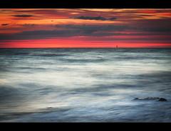 Far X, Crosby (Ianmoran1970) Tags: sunset beach explore le mile crosby milemarker explored ianmoran ianmoran1970