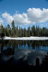 IH_LoonLake-16 (MSRFX) Tags: lake snow fall ice water clouds eldorado nationalforest loonlake nikond700