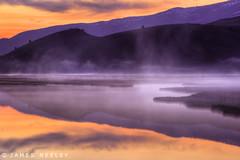 Flat Creek at Jackson (James Neeley) Tags: sunrise landscape wyoming grandtetons tetons hdr jacksonhole gtnp flatcreek 5xp jamesneeley