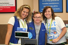 Wal Mart Childre's Miracle Network