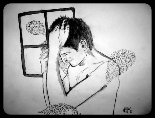Dibujando pudores