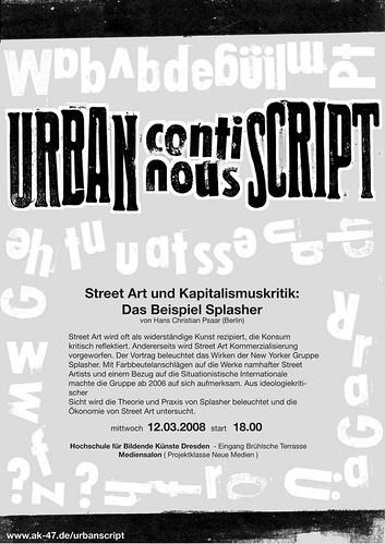 streetart und kapitalismuskritik