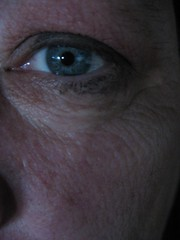 the eye (neovictorian) Tags: selfportrait eye sp 365days