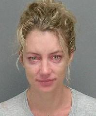 Cynthia Watros (Inmate #191172) Tags: woman white cute sexy female prison jail mugshot frau inmate strfling weis gefngnis
