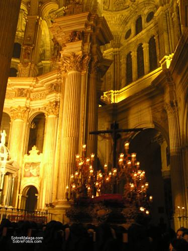 Cristo de la Salud en la Catedral