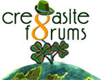 Ce8asite Forums St Patrick's Day Logo