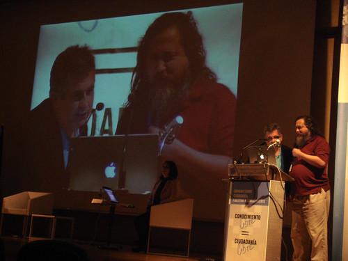 Jornadas Conocimiento Libre Granada 2007-12
