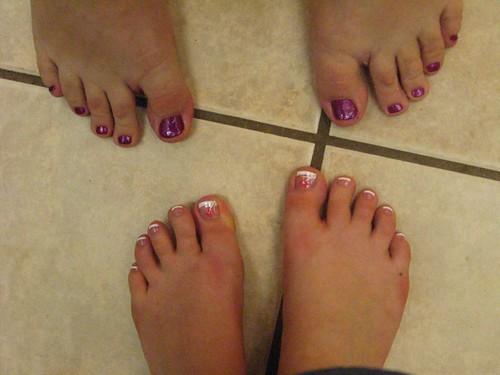 Happy Feet?