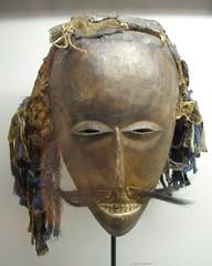 Masquerade (Rick & Bart) Tags: africa art history museum mask belgium antique belgi tervuren masque afrique masker rickbart rickvink