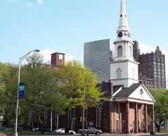 Trinity Church on Rector in Newark