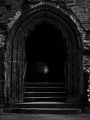 Madonna (Sean Bolton (no longer active)) Tags: abbey wales cymru tintern seanbolton ffotocymrucouk