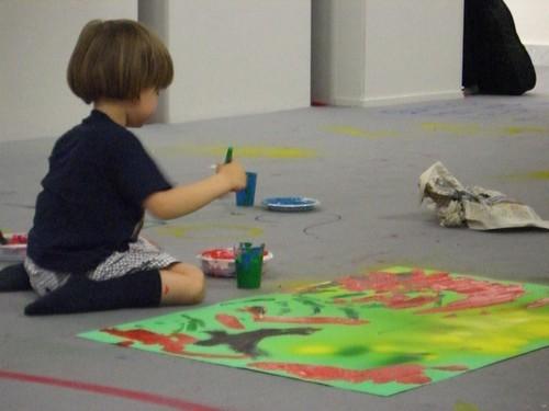 Giovane artista 1