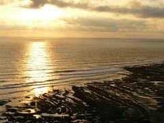 Ribeira D`Ilhas  Sunset (...just me) Tags: sunset portugal beach~