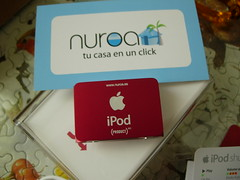 Ipod Shuffle de Nuroa