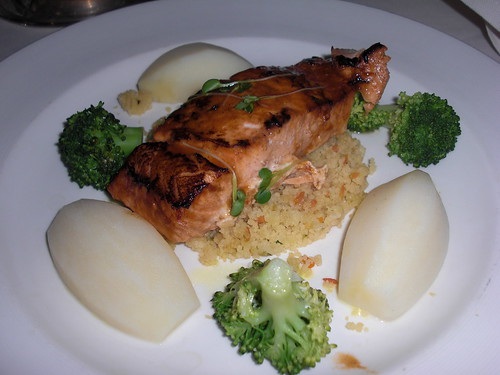 Barbeque Salmon