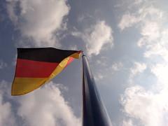 EM 2008 Deutschland (dolce geraldo) Tags: weather clouds germany fussball soccer sony wolken em 2008 wetter buchloe dscf828 deutschlan euro2008 em2008 dolcegerhaqrd june2008 juni2008