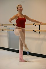 IMG_5245 (Is That My Mom) Tags: ballet amanda oklahoma point dance arms legs tights stretch form