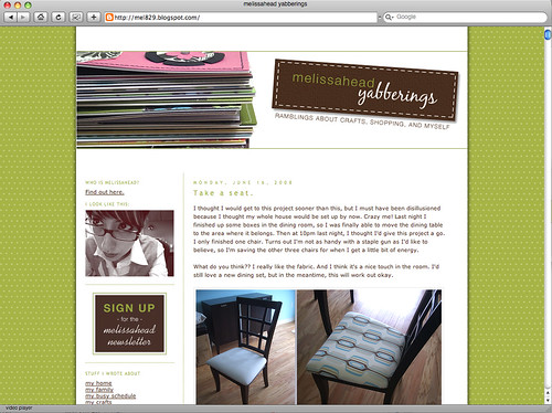 Blog Cleanup