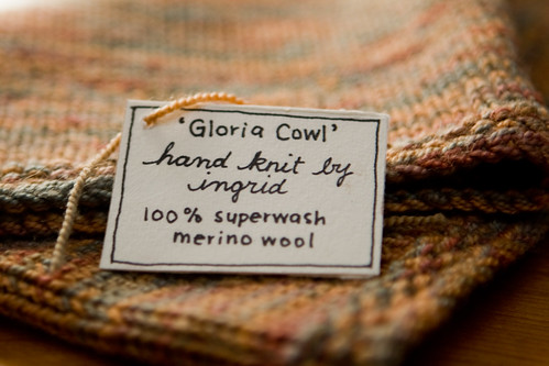 Cowl from Ingrid