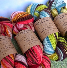 labeled yarns