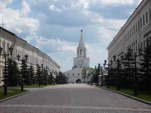 Th Kazan Kremlin