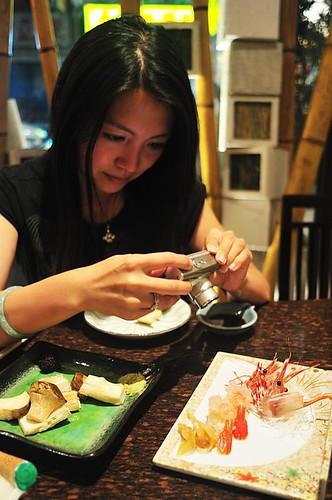 Ellen-海老四季魚宴料理