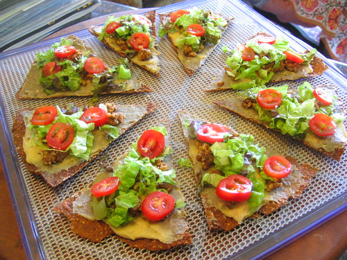 What the hell does a vegan eat anyway raw food wednesday pizza raw food wednesday pizza forumfinder Choice Image