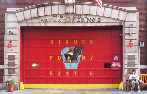 Firehouse, 13th Street