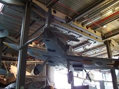 Unterseite: Bf 109