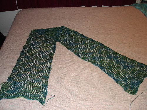 Storm Water Scarf