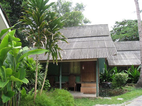 My bungalow on Kho Samui