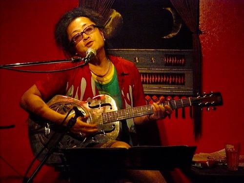 Kuwata Kenji@STAX FRED