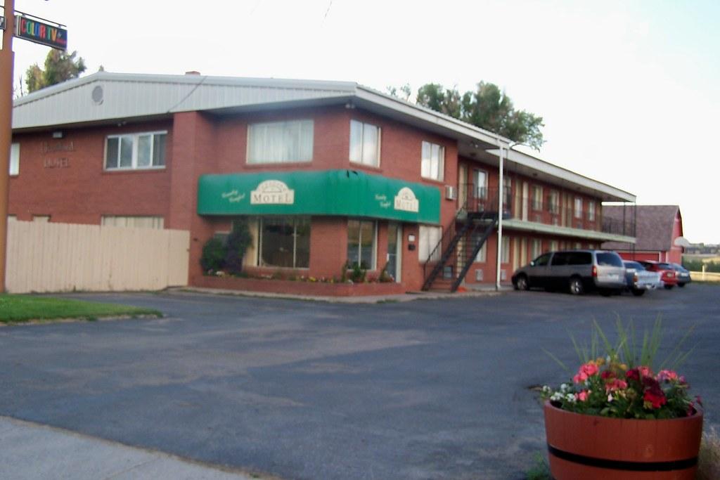 Vagabond Motel, Evanston, Wyoming