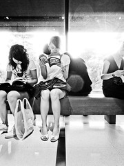 Reading in light (mookio ) Tags: street city portrait people bw reading 28mm taiwan explore fav eslite grd  golddragon mywinners grd2 artlegacy mookio