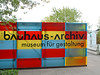 Les archives du Bauhaus (Berlin)