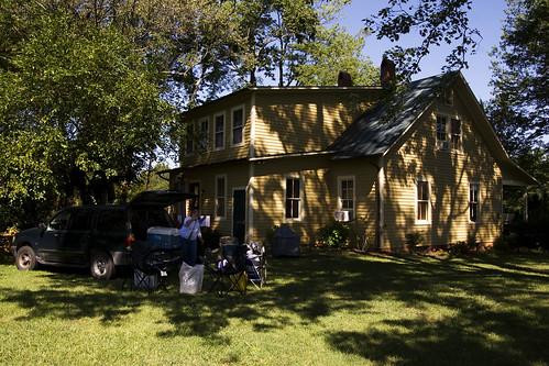 The Jones House